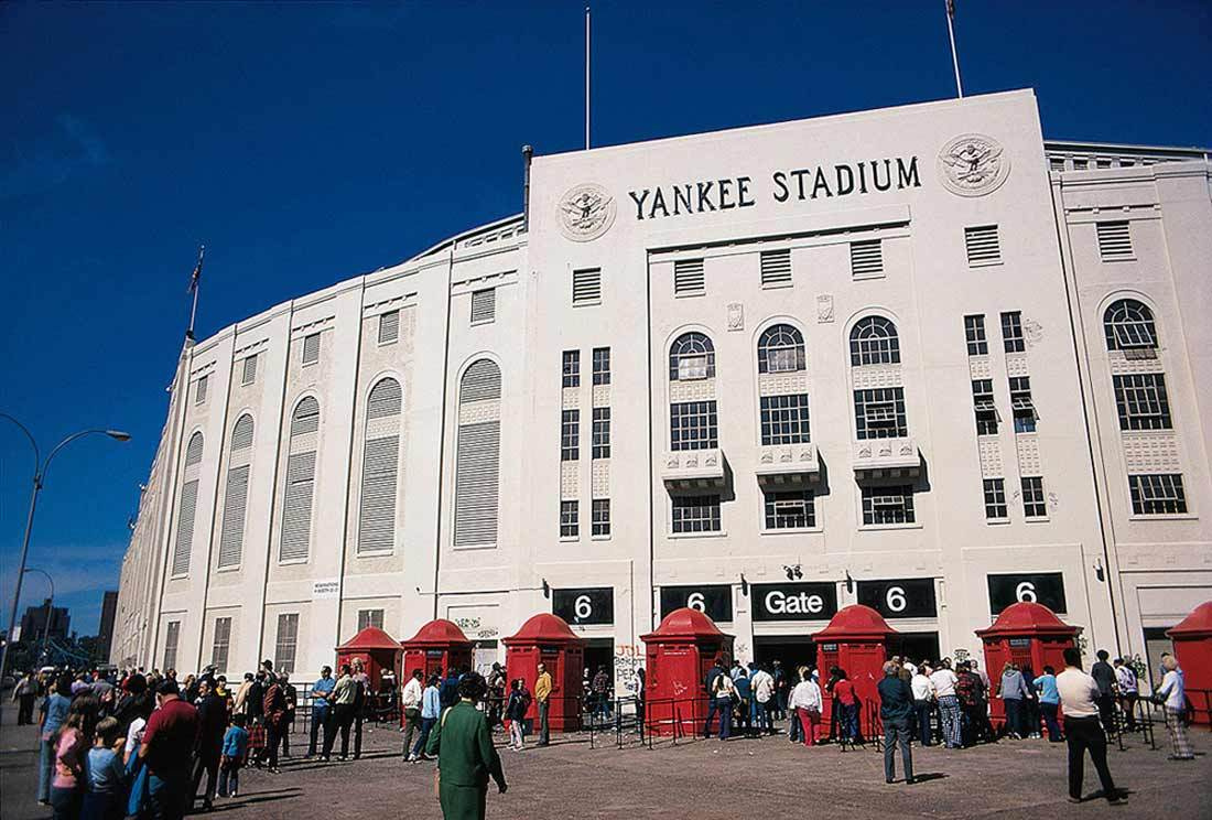 Old Yankee Stadium Last Game September 30, 1973